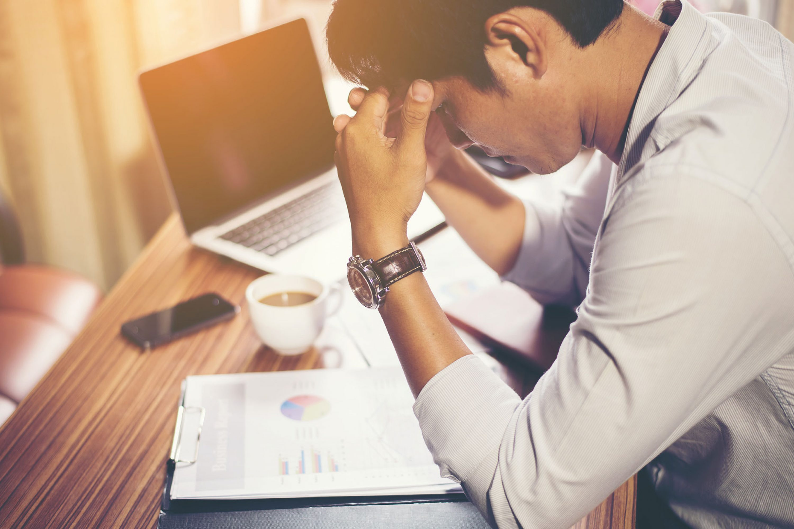 5 Ways to Avoid Overwork and Recharge Your Energy Levels