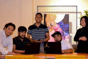 Office Life in Virtual BizNest
