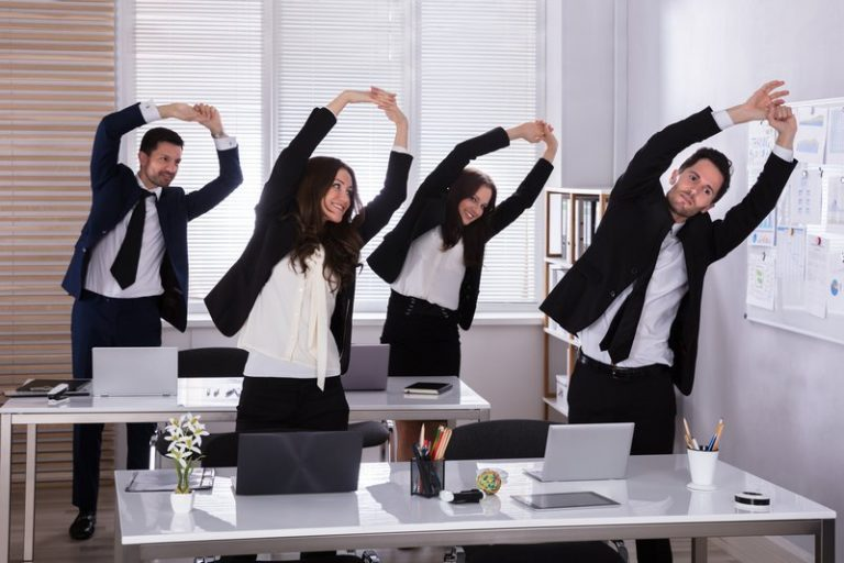 Effective Exercises You Can Do at Work