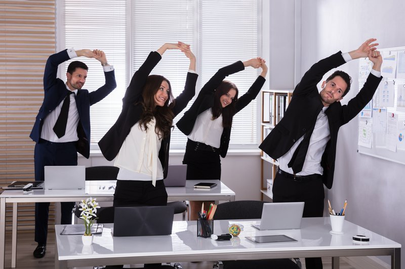 You are currently viewing Effective Exercises You Can Do at Work