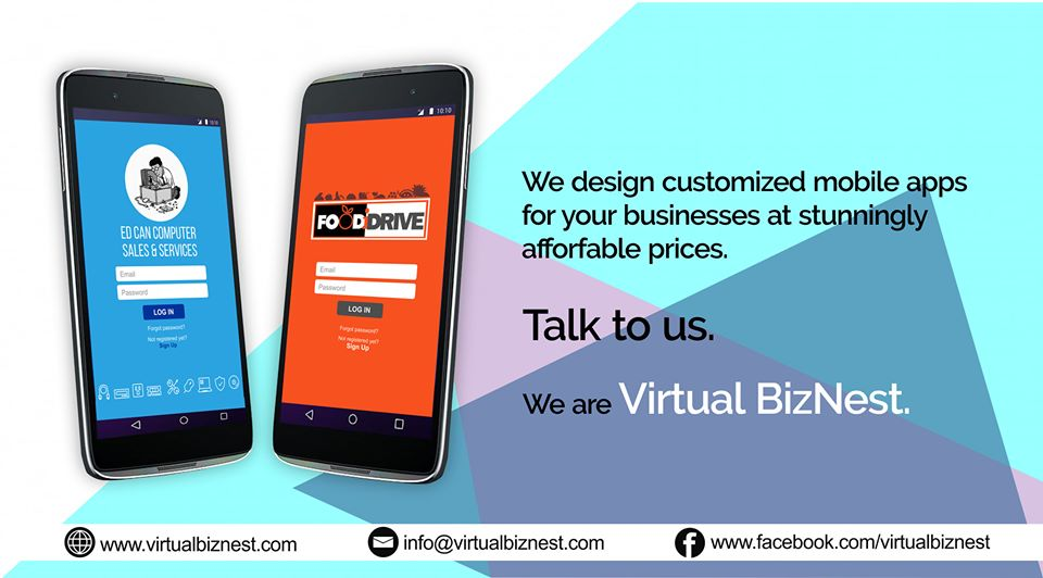 Who says small businesses can't afford mobile apps? Virtual BizNest is in the same boat too but now app development is in our toolkit.