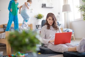 Don't Wear Your Pajamas While Working From Home And Other Tips