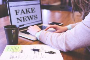 On the Responsibilities of Content Creation in an Age of Fake News