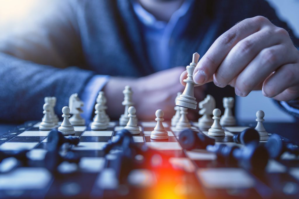Chess is a rewarding and intellectually stimulating passtime. It also teaches valuable lessons that can be applied in work - like business strategy.