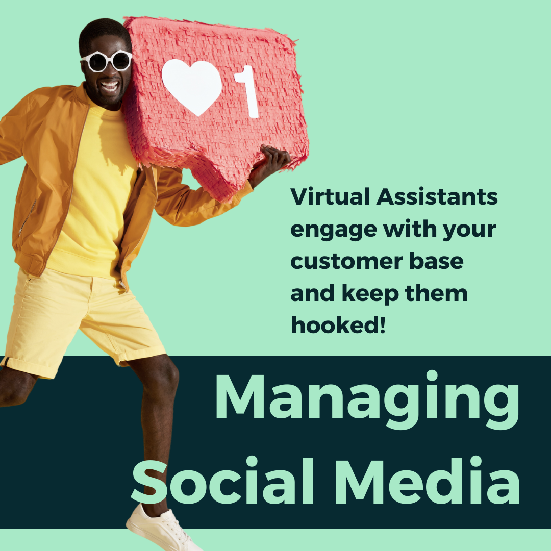 Social media is a game-changer for online businesses that lets them punch above their weight class.