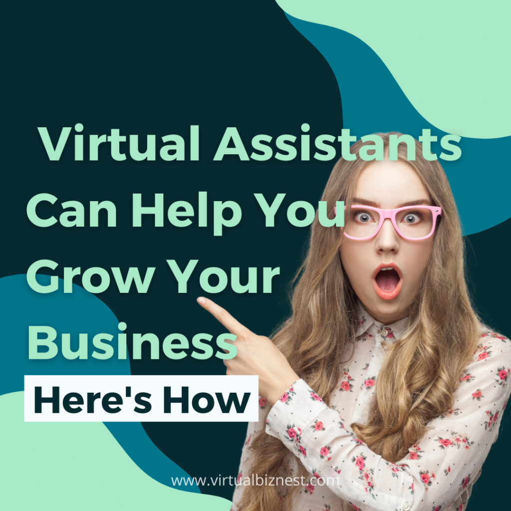 Even the keenest of entrepreneurs won't be skilled in all the processes that go into running their online business. This is where Virtual Assistants shine because they are experienced in many of these crucial roles.